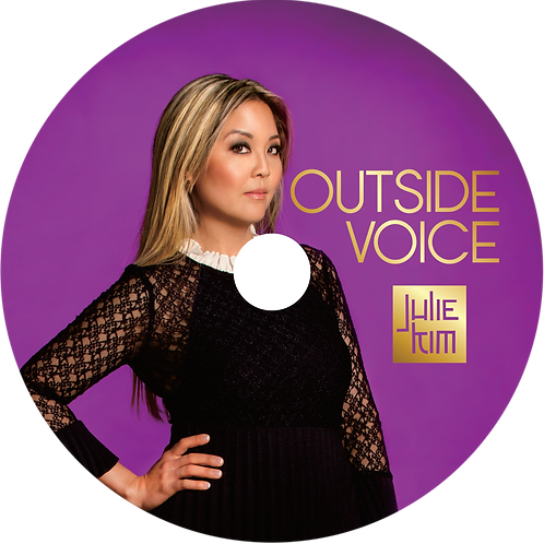 Outside Voice [CD] Limited Release