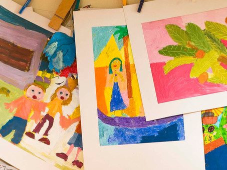 7 Reasons to take your child to Art Therapy