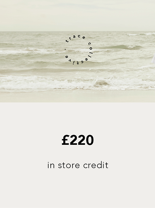 Gift £220 in Store Credit