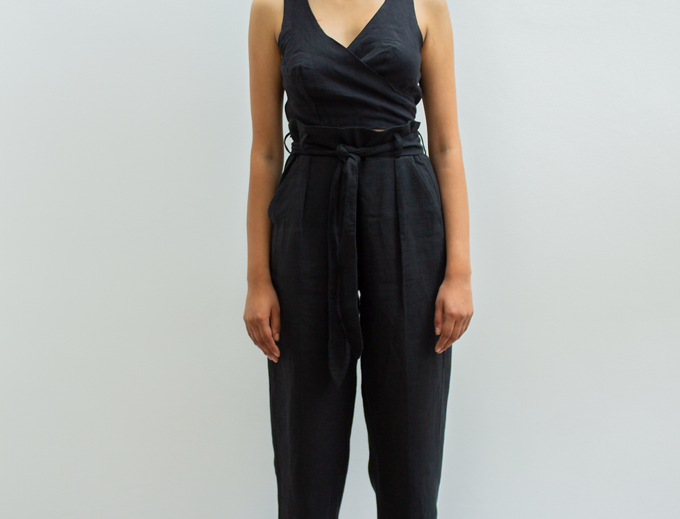 The Belted Trousers