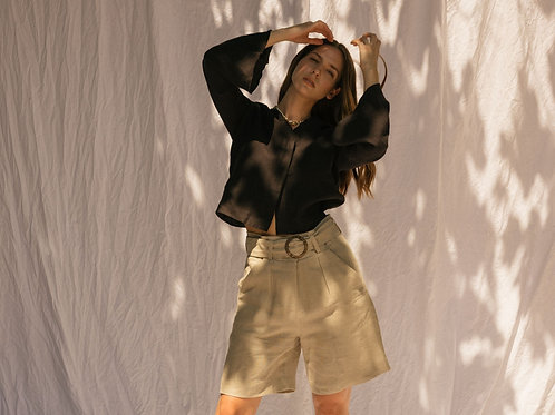 The Belted Shorts