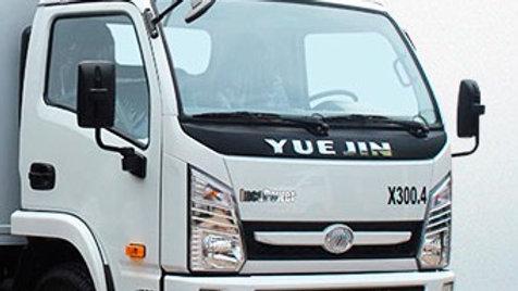 Sanitización de camión de carga
