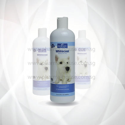 SB Science White Coat Shampoo ( 500 ml / 4L )