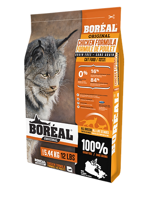 BORÉAL ORIGINAL CHICKEN GRAIN FREE (2.26KG)