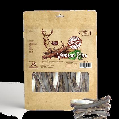 Absolute Bites Air Dried Venison Ribs ( 200g )