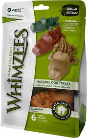 Whimzees Alligator ( mixed colours ) Buy 2 free 1