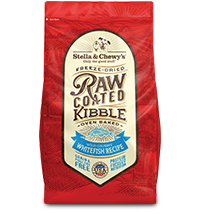 Stella & Chewy's Raw Coated Kibble Whitefish Recipe ( 3.5lb / 22lb )