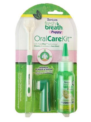 Fresh Breath Puppy Oral Care Kit (2oz)