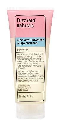 Fuzzyard Aloe Vera + Lavender Puppy Shampoo (220ml)