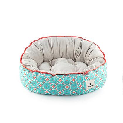 Ohpopdog Reversible Bed Straits Mint 17