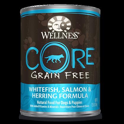 Wellness Core Salmon, Whitefish & Herring canned ( 12.5oz )
