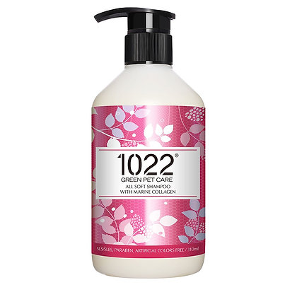 1022 All Soft Shampoo ( 310ml / 4 Litres )