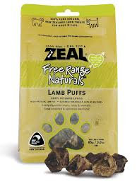 Zeal Lamb Puffs ( 85g )