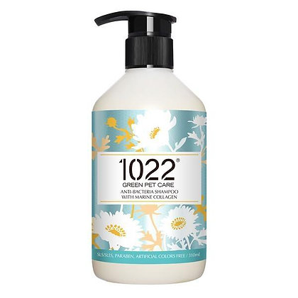 1022 Anti-Bacteria Shampoo ( 310ml / 4 Litres )
