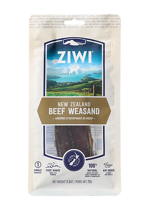 Ziwi Beef Weasand Air Dried Dog Treats