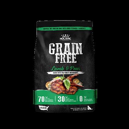 Absolute Holistic Grain Free Lamb & Peas Dry Food ( 3.3lbs / 22lbs )