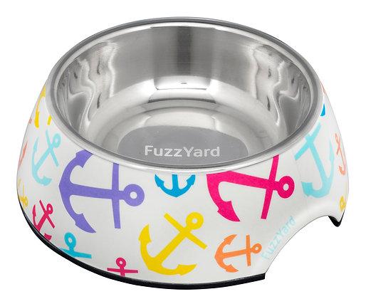 Fuzzyard Ahoy Easy Feeder Bowl