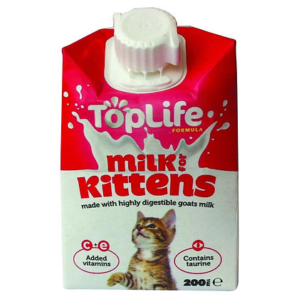 Top Life Goat Milk Kitten ( 200ml )
