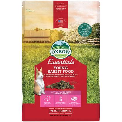 Oxbow Essentials Young Rabbit Food ( 5lb/ 10lb )