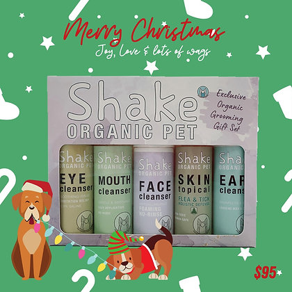 Christmas SHAKE ORGANIC PET Bundle