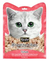 Kit Cat Freeze Bites Tuna Freeze Dried Cat Treats 15g