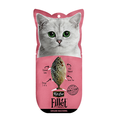 Kit Cat Fillet Fresh Grilled Mackerel