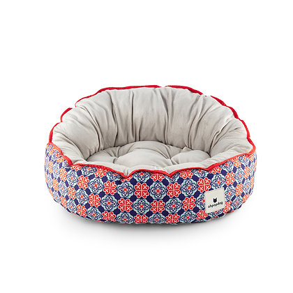 Ohpopdog Reversible Bed Royal Blue 150