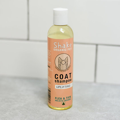 Shake Organic Coat Shampoo Uplifting (8.5 fl oz)