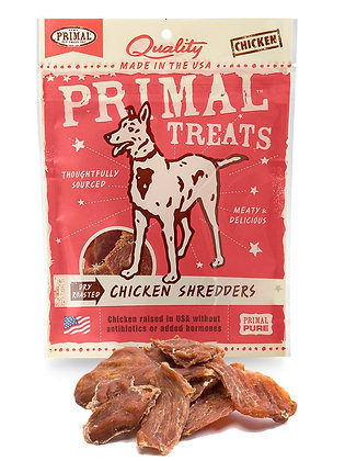 Primal Treats Dry Roasted Chicken Shredders ( 113g )