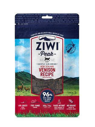 Ziwi Peak Venison Air Dried Cat Food 400g
