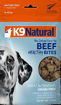 K9 Natural Beef Healthy Bites (50g)