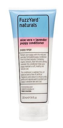 Fuzzyard Aloe Vera + Lavender Puppy Conditioner (220ml)