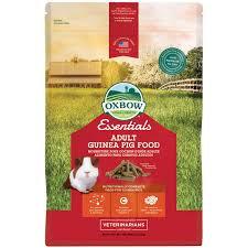 Oxbow Essentials Adult Guinea Pig Food ( 5lb/ 10lb )