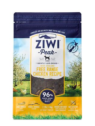 Ziwi Peak Air Dried Chicken Dog Food