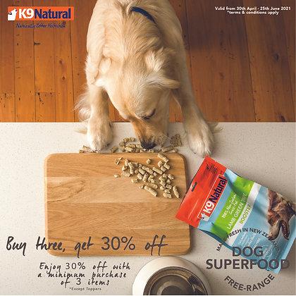 K9 Natural Promo