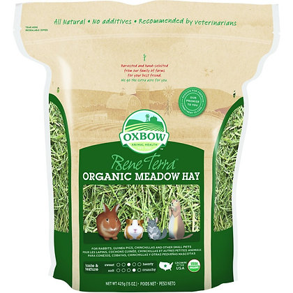 Oxbow Organic Meadow Hay ( 15oz )