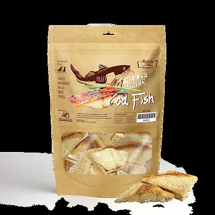 Absolute Bites Freeze Dried Cod Fish ( 1oz )