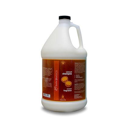 Bark 2 Basics Oatmeal Shampoo ( 1 Gallon )