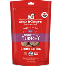 Stella & Chewy's Tantalizing Turkey Dinner Patties ( 14 oz )