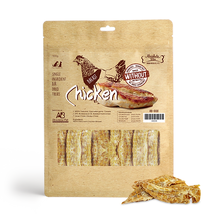 Absolute Bites Air Dried Chicken breast ( 500g )