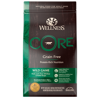 Wellness Core Wild Game ( 22lb )