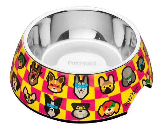 Fuzzyard Doggoforce Easy Feeder Bowl