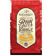 Stella & Chewy's Raw Coated Kibble Chicken Recipe ( 3.5lb / 22lb )