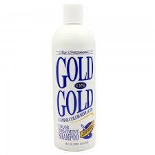 Chris Christensen Gold On Gold Shampoo ( 16oz )