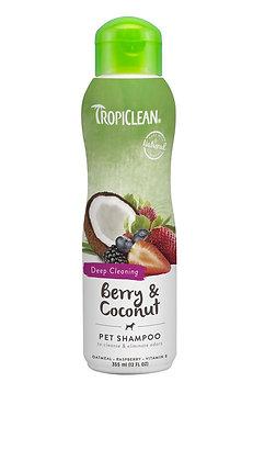Tropiclean Berry & Coconut Shampoo