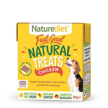 Naturediet Feel Good Natural Treats Chicken (150g)