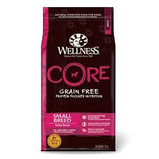 Wellness Core Small Breed ( 12lb )