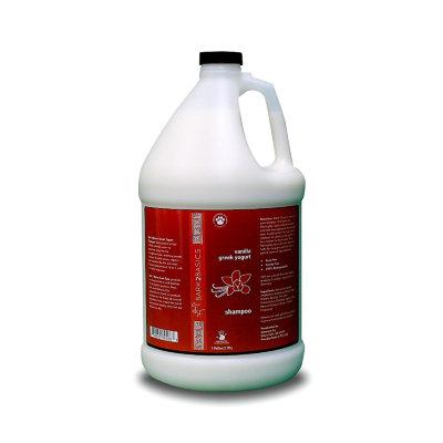 Bark 2 Basics Vanilla Greek Yogurt Shampoo ( 16oz / 1 Gallon )