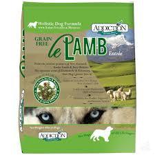 Addiction Dog Le Lamb ( 4lb / 20lb / 33lb )