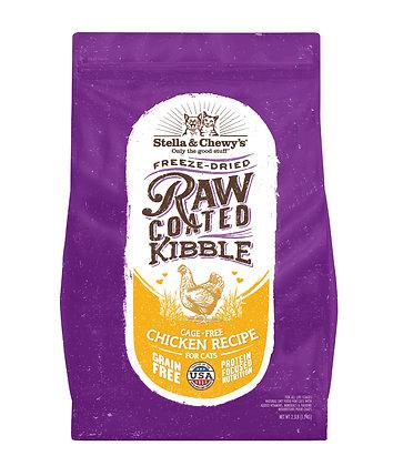 Stella & Chewy's Raw Coated Kibble Chicken Recipe ( 5lb/10lb )